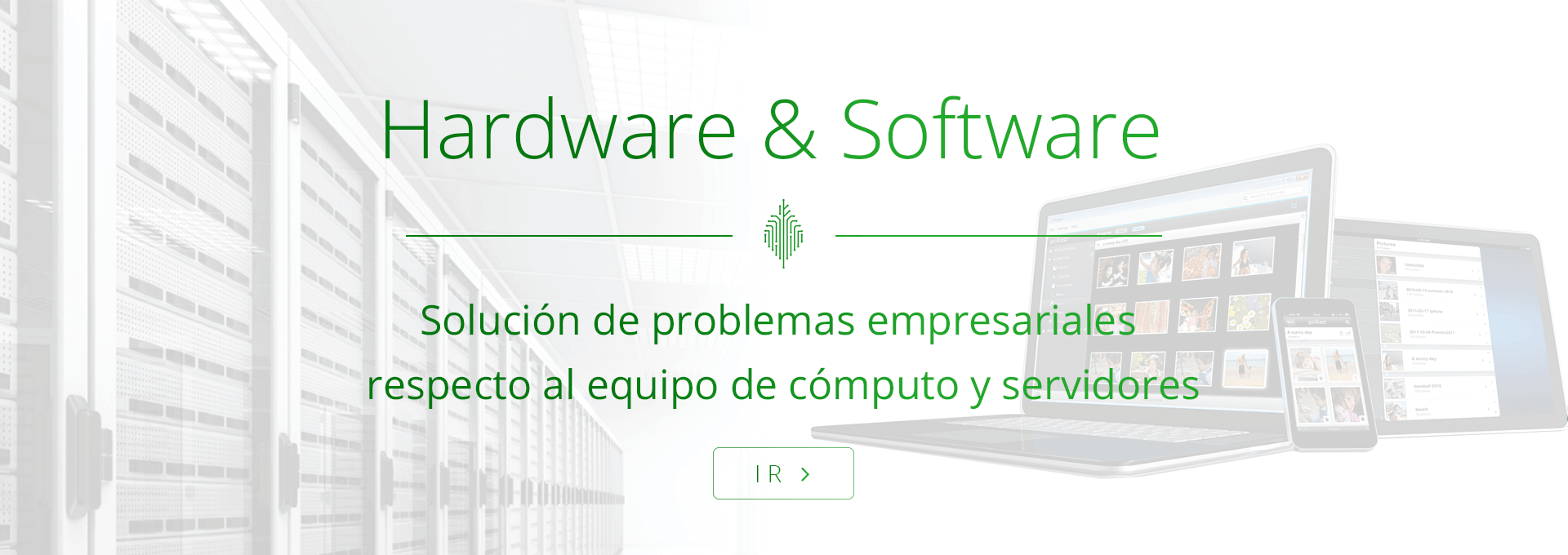 Hardware & Software | Grupo Ecológico MAC